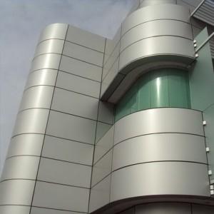 Revestimientos de aluminio compuesto