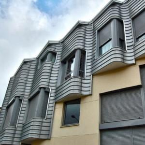 frentes y fachadas ventanales