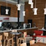 montaje de locales cafeteria