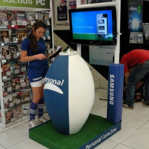 stands y tv personal rugby gamezone